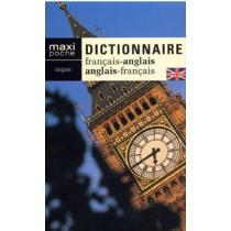 Dictionnaire maxi poche - Français-anglais / Anglais-français