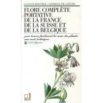Flore complète portative de la France, de la Suisse et de la Belgique