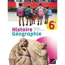 Histoire-géographie - 6Eme - Manuel de l'élève (édition 2014)