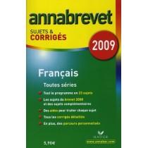 Français - Sujets et corrigés (édition 2009)