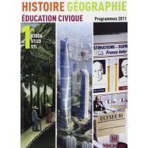 Histoire-géographie - 1Ere STI2 D/ STD2A/STL - Programmes 2011