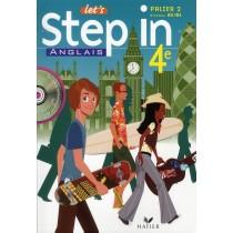 Anglais - 4Eme - Livre de l'élève avec CD audio-rom (édition 2008)