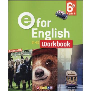 Anglais - 6Eme - Worbook
