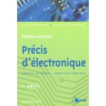 Precis D'Electronique - 2E Annee