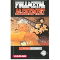 Fullmetal alchemist t.4