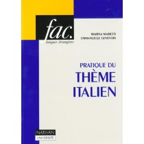 La Pratique Du Theme Italien