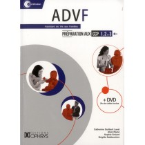 ADVF - Assistant de vie aux familles - Préparation aux CCP 1, 2 et 3