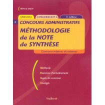 Methodologie De La Note De Synthese