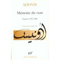 Memoire Du Vent