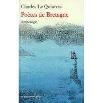 Poètes de Bretagne - Anthologie