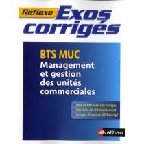 Exos corrigés - BTS MUC management et gestion des unites commerciales