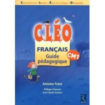 Français - CM1 - Guide pédagogique (édition 2010)