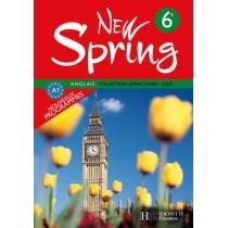 New spring - Anglais lv1 - 6Eme - Livre de l'élève (édition 2006)