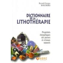 Dictionnaire de lithothérapie