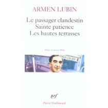 Le Passager Clandesti n/ Sainte Patience/Les Hautes Terrasses