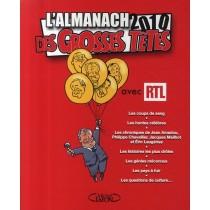 L'almanach des Grosses Têtes - Avec RTL (édition 2010)