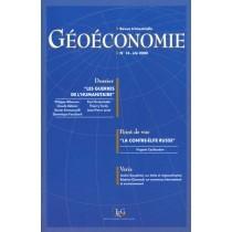 Geoeconomie N. 14 Ete 2000 - Action Humanitaire Et Mondialisation
