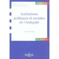 Institutions Politiques Et Sociales De L'Antiquite