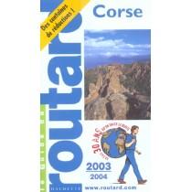 Corse - Edition 2003/2004