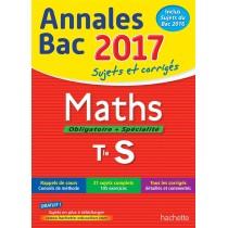 2017 - Mathématiques - Terminale S