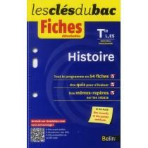 Histoire - Terminales L, ES - Fiches