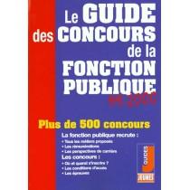 Le guide des concours de la fonction publique (édition 1999-2000)