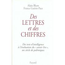 Des Lettres Et Des Chiffres