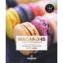Macarons & tout petits gâteaux