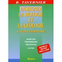 Enseigner La Biologie Et La Geologie A L'Ecole Elementaire