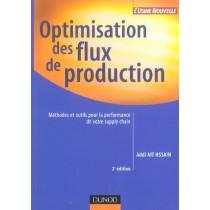 Optimisation Des Flux De Production - 2eme Edition