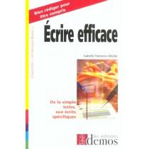 Ecrire Efficace