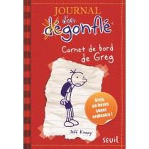 Journal d'un dégonflé T.1 - Carnet de bord de Greg