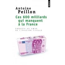 Ces 600 milliards qui manquent à la France - Enquête au coeur de l'évasion fiscale