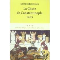 La chute de Constantinople - 1453