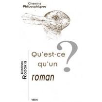 Qu'est-ce qu'un roman ?
