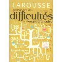 Dictionnaire Des Difficultes De La Langue Francaise (Edition 2006)