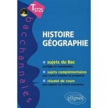 Histoire-géographie - Terminale ST2S - Sujets du Bac corrigés et commentés et résumé de cours