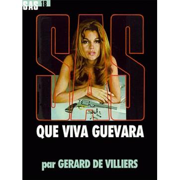 SAS T.18 - Que viva Guevara