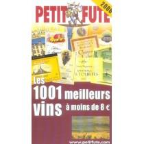 1001 MEILLEURS VINS A MOINS DE 8 EUROS