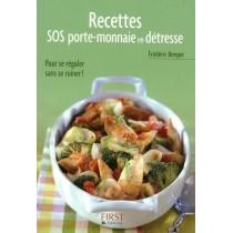 Le petit livre de recettes SOS porte-monnaie en détresse