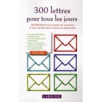 300 Lettres pour tous les jours