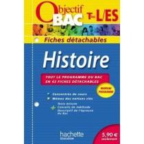 Histoire - Terminales L, ES - Fiches détachables