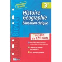 Histoire-géographie, éducation civique - 3Eme
