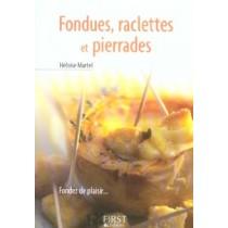 Fondues, raclettes et pierrades