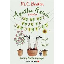 Agatha Raisin Enquete 3 -Pas De Pot Pour La Jardiniere