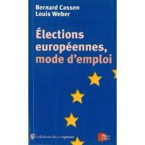 Elections européennes, mode d'emploi