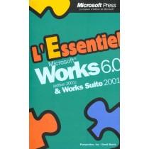 L'Essentiel Microsoft Works 2001