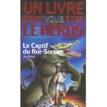 Loup solitaire T.14 - Le captif du roi-sorcier