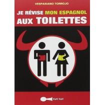 Je révise mon espagnol aux toilettes