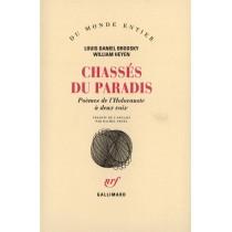 Chasses Du Paradis (Poemes De L'Holocauste A Deux Voix)